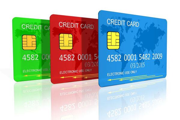 überweisung mit kreditkarte